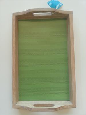 Bricka liten grön