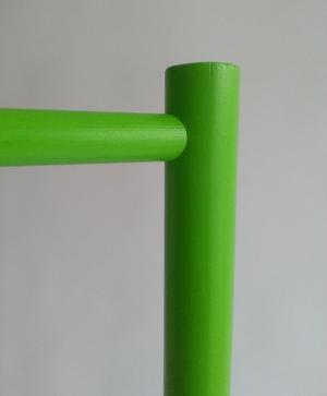 Mellby Klädställning grön