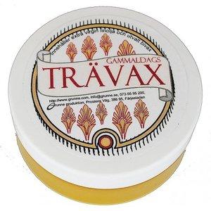 Trävax