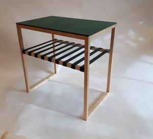 Grönt bord
